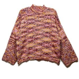 Andrew Marc New York Spice Sweater Size Large